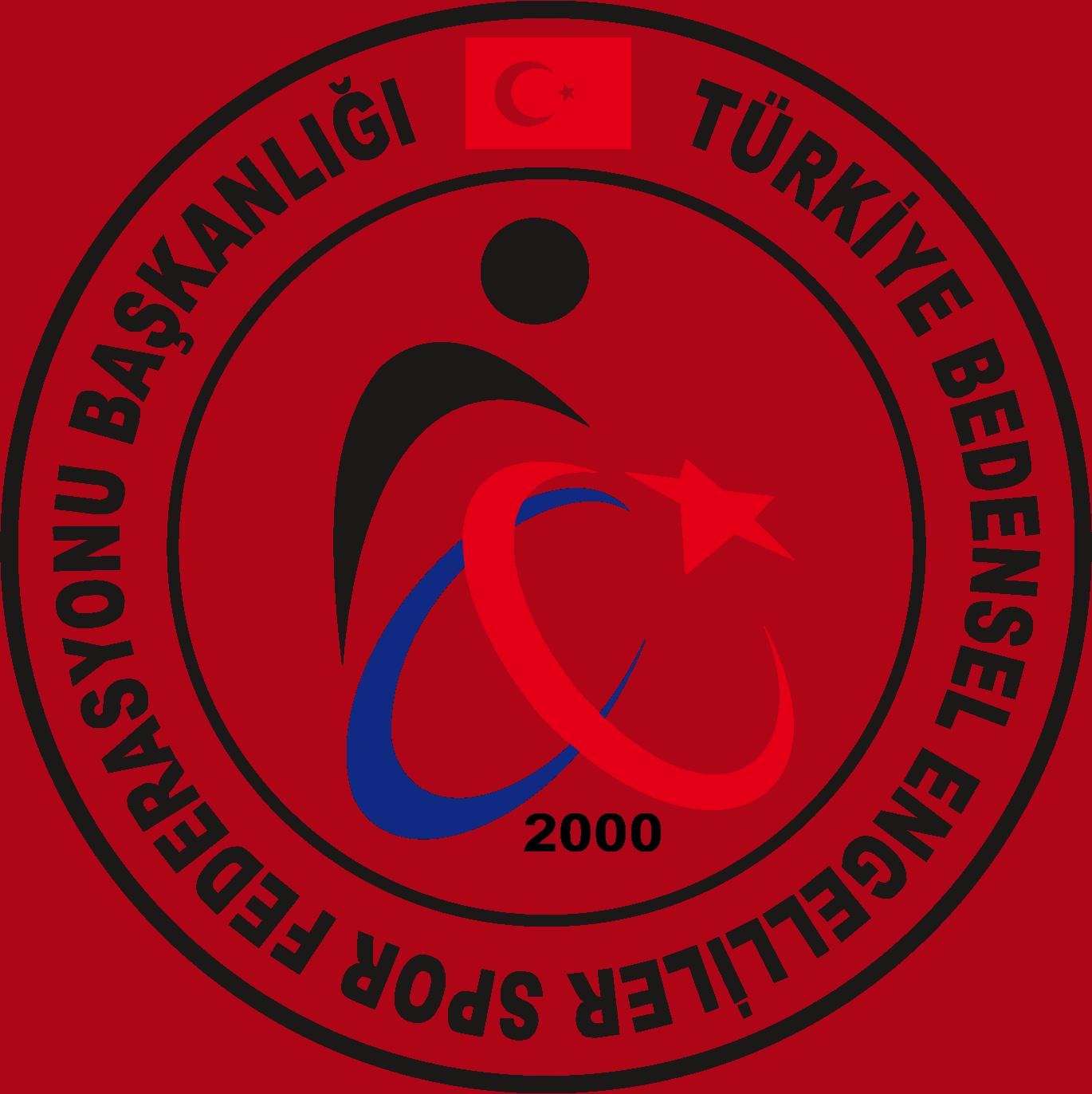 Türkiye Bedensel Engelliler Spor Federasyonu Logo png