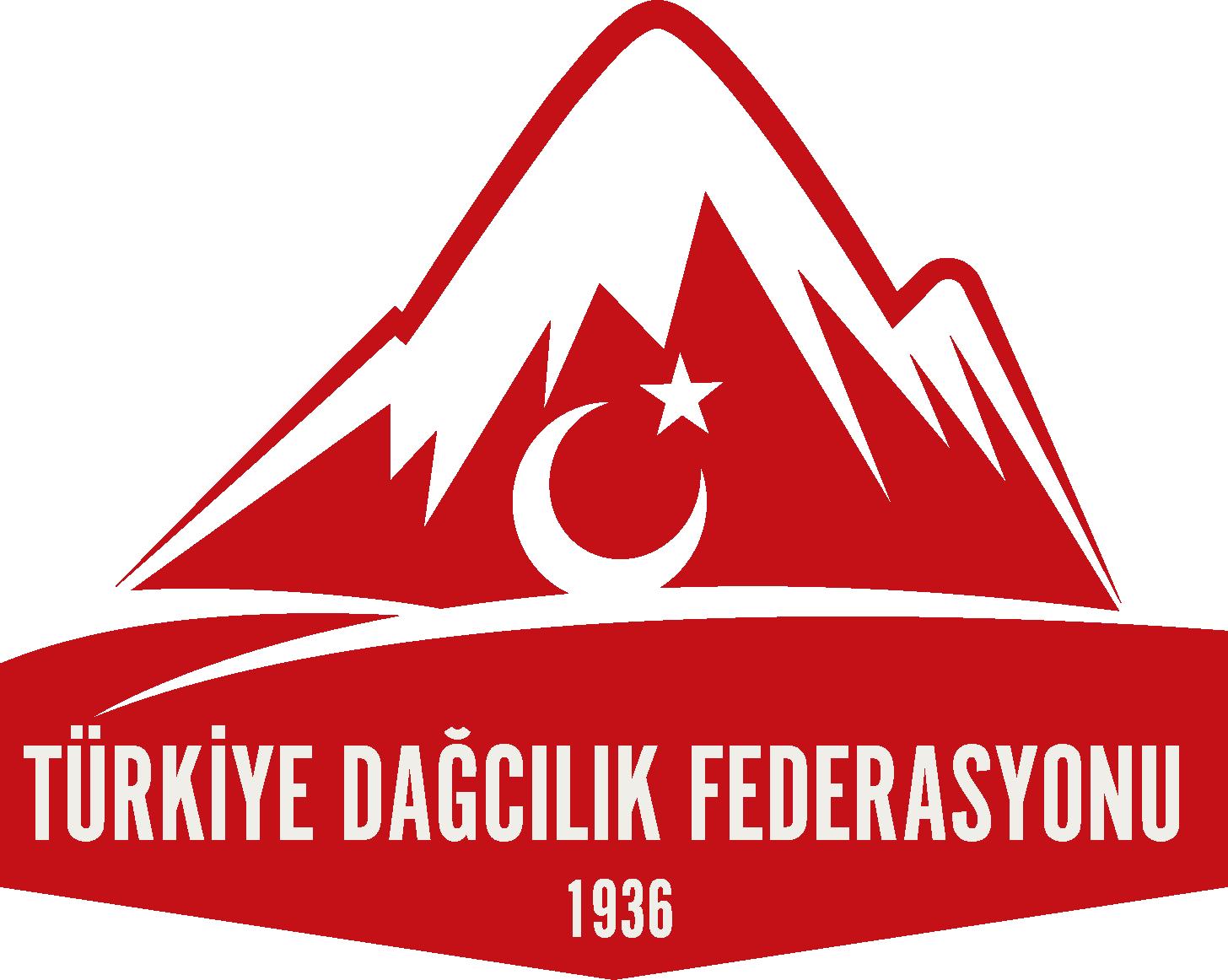 Türkiye Dağcılık Federasyonu Logo png
