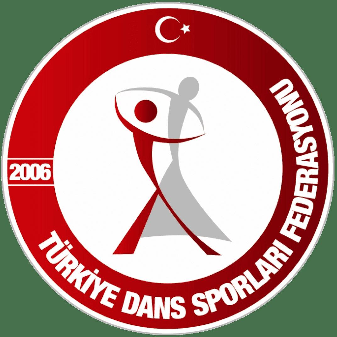 Türkiye Dans Sporları Federasyonu Logo png