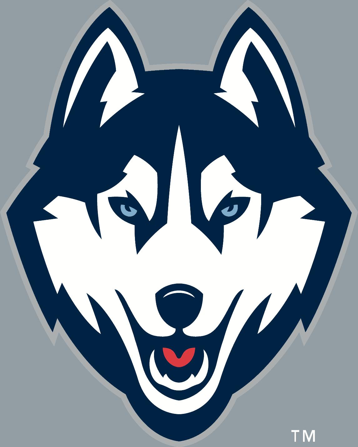 UConn Huskies Logo png