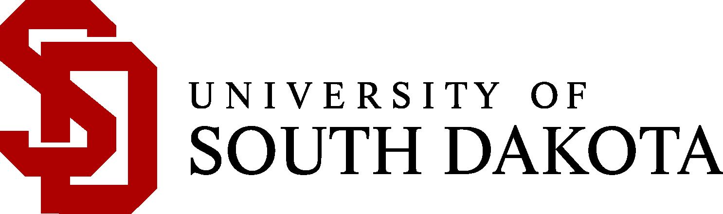 University of South Dakota Logo (USD) png