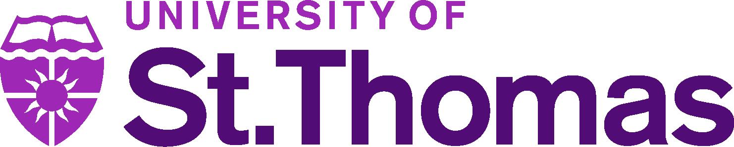 University of St. Thomas Logo png