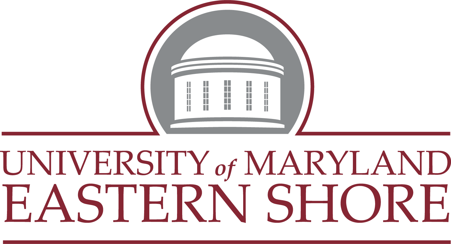 University of Maryland Eastern Shore Logo (UMES) png