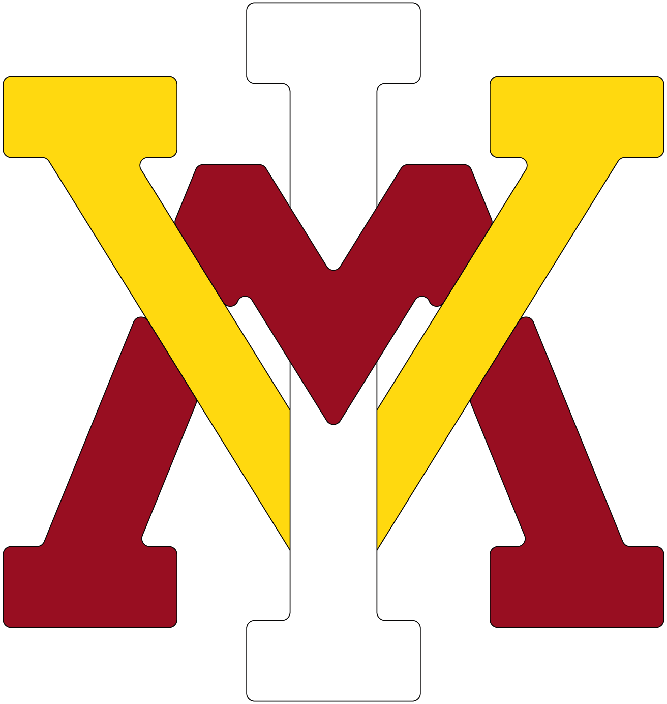 Virginia Military Institute Logo (VMI) png