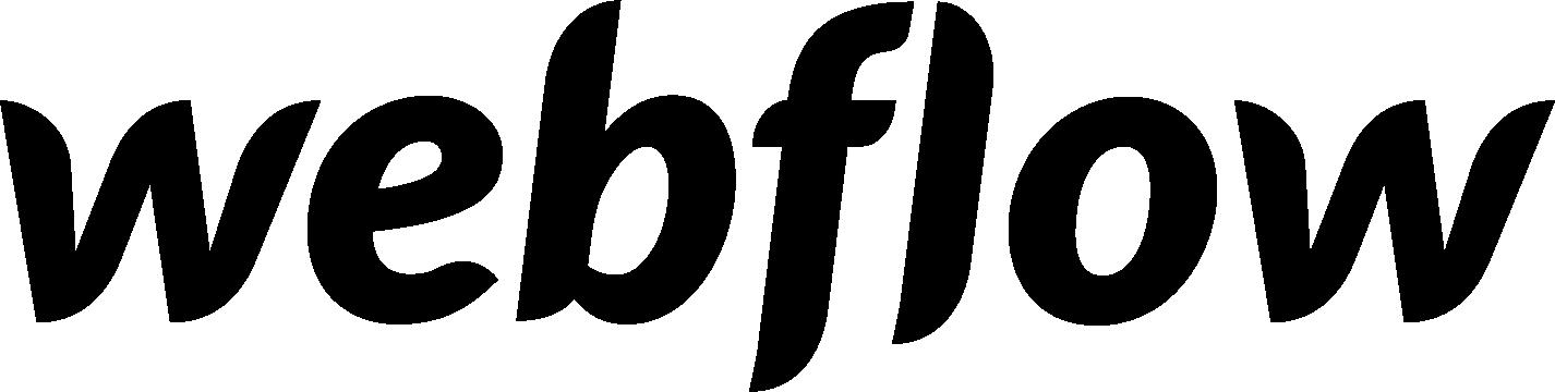 Webflow Logo png