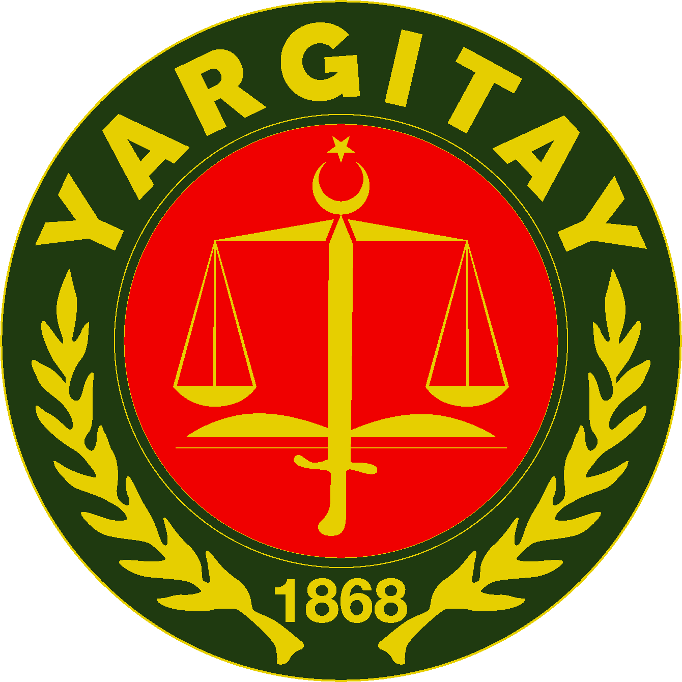 Yargıtay Logo png