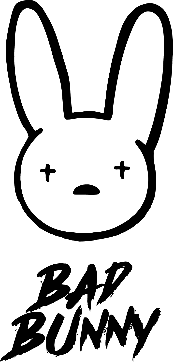 Bad Bunny Logo png