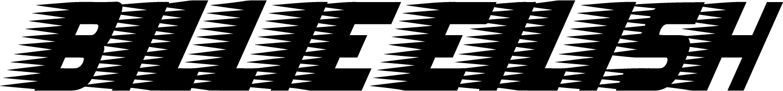 Billie Eilish Logo png
