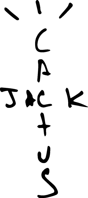 Cactus Jack Logo png