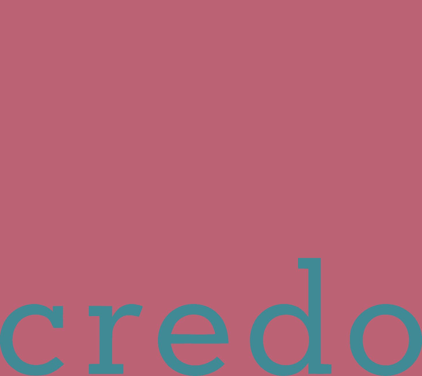Credo Beauty Logo png