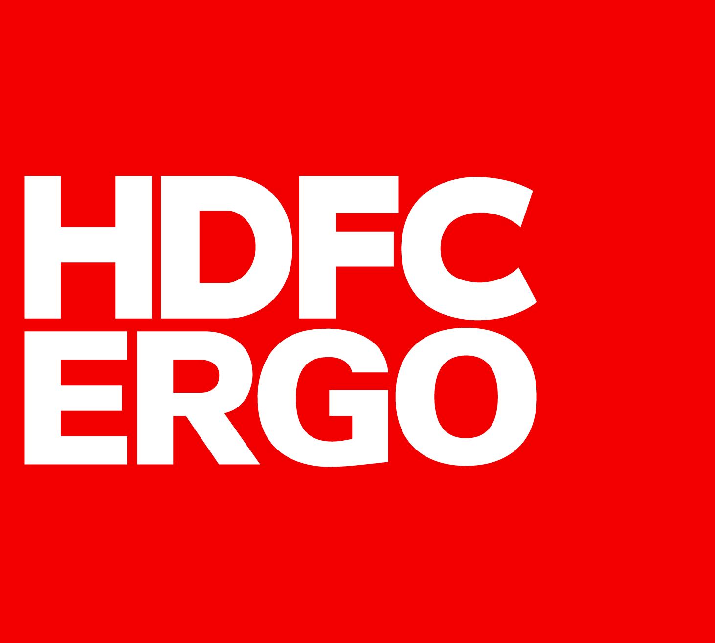 HDFC ERGO Logo png
