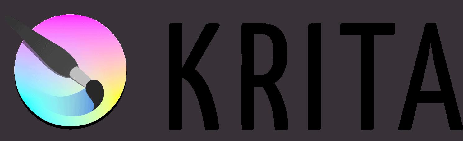 Krita Logo png