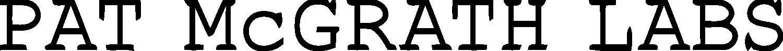 PAT McGRATH LABS Logo png