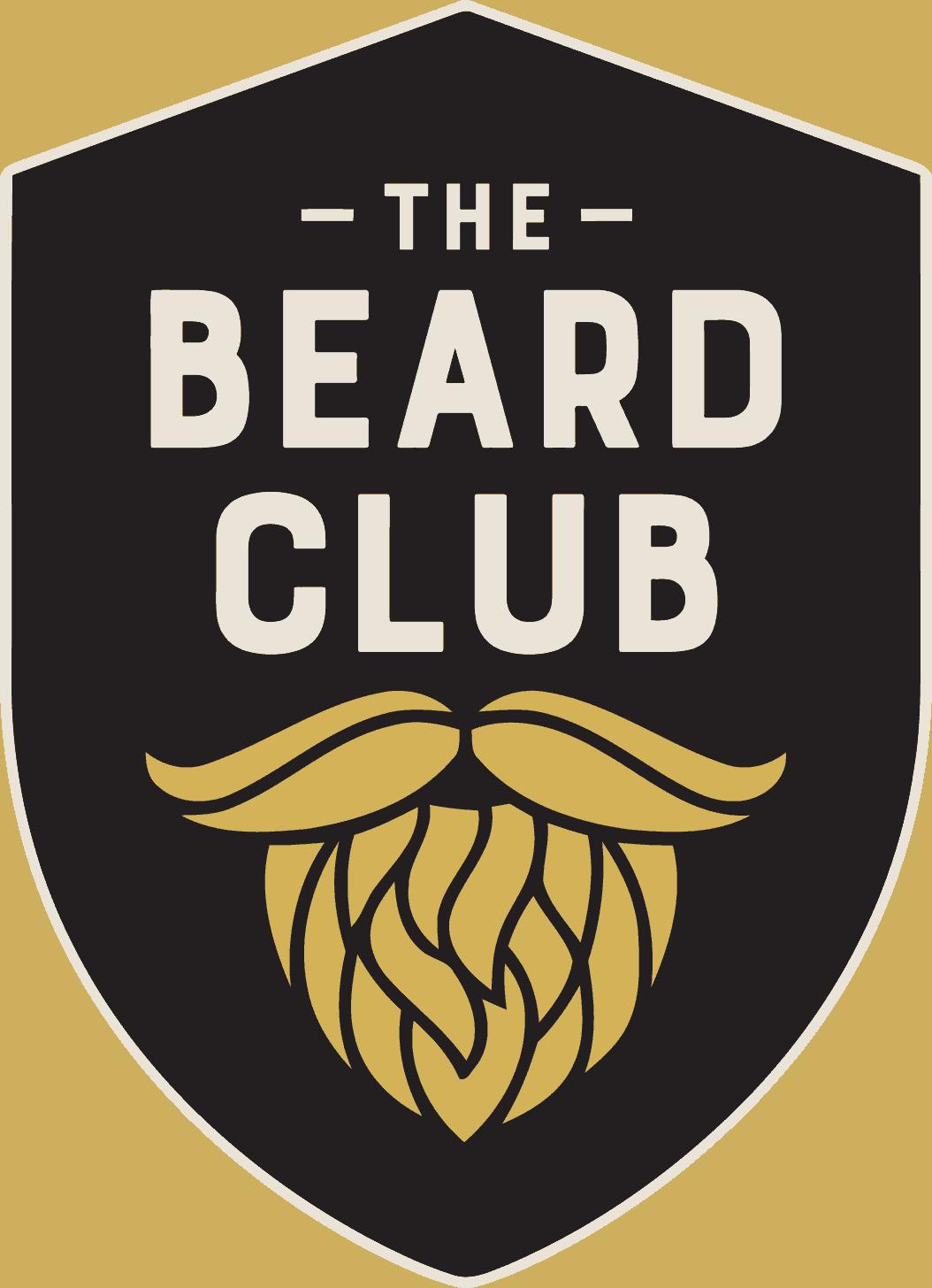 The Beard Club Logo png