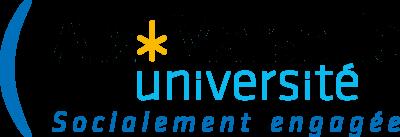 Aix Marseille University Logo (AMU) png