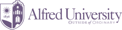 Alfred University Logo png