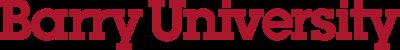 Barry University Logo png