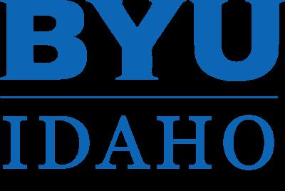 Brigham Young University Idaho Logo (BYU Idaho or BYU I) png