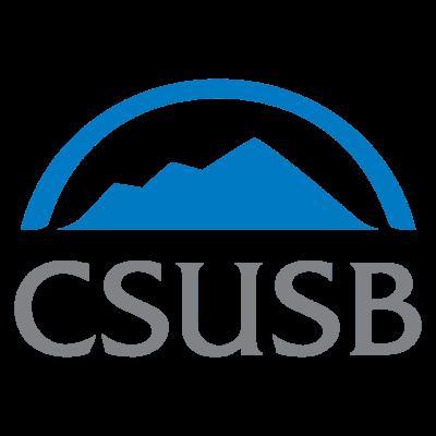 California State University, San Bernardino Logo png