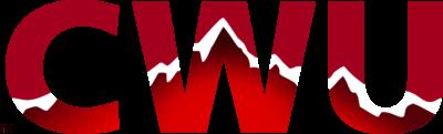 Central Washington University Logo (CWU) png