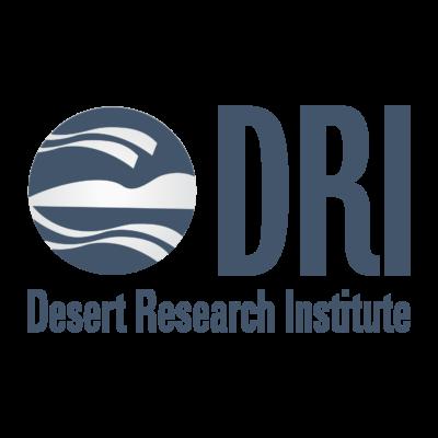 Desert Research Institute Logo (DRI) png