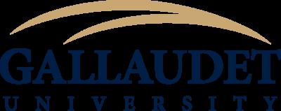 Gallaudet University Logo png