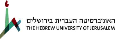 Hebrew University of Jerusalem Logo (HUJI) png