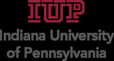 Indiana University of Pennsylvania Logo (IUP) png