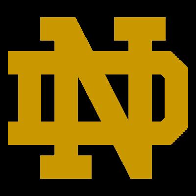 Notre Dame Fighting Irish Logo png