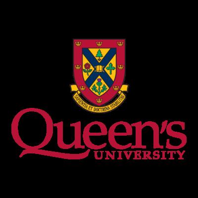 Queens University Logo png