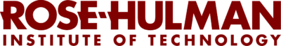 Rose Hulman Institute of Technology Logo (RHIT) png
