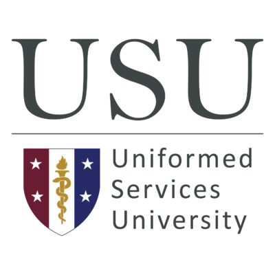Uniformed Services University of the Health Sciences Logo (USU) png