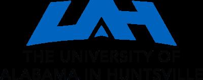 The University of Alabama in Huntsville Logo (UAH) png