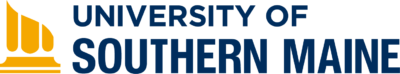 University of Southern Maine Logo (USM) png