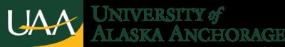 University of Alaska Anchorage Logo (UAA) png