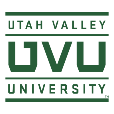 Utah Valley University Logo (UVU) png