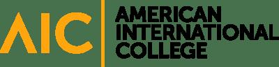 American International College Logo (AIC) png