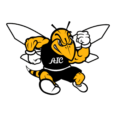 American International Yellow Jackets Logo png