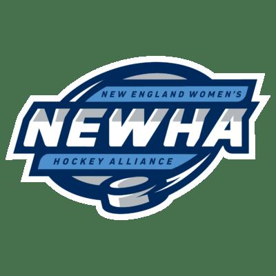 New England Womens Hockey Alliance Logo (NEWHA) png