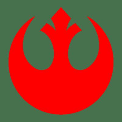 Rebel Alliance Logo (Star Wars) png