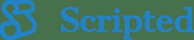Scripted Logo png