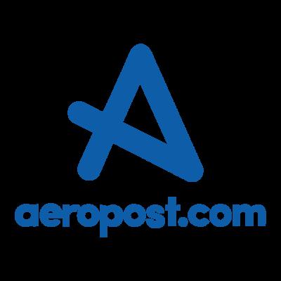 Aeropost Logo png
