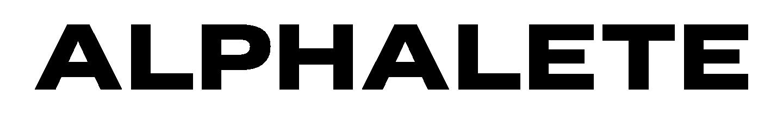Alphalete Logo png