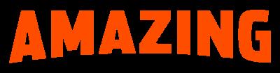 Amazing Logo png
