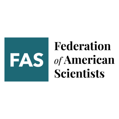 FAS Logo (Federation of American Scientists) png