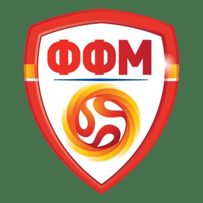 North Macedonia National Football Team Logo png