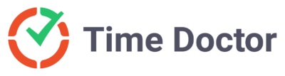 Time Doctor Logo png