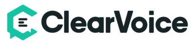 ClearVoice Logo png