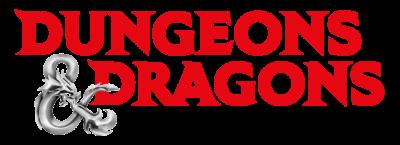 Dungeons & Dragons Logo (D&D   DnD) png