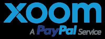 Xoom Logo (Paypal) png